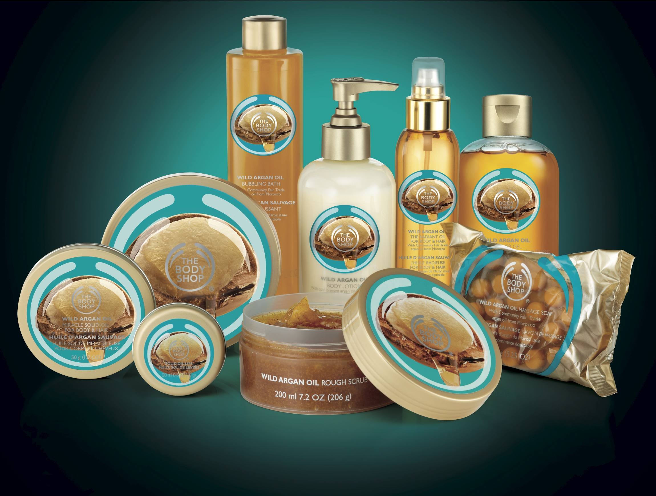 2014 augustfriendly madrid - The body shop madrid ...