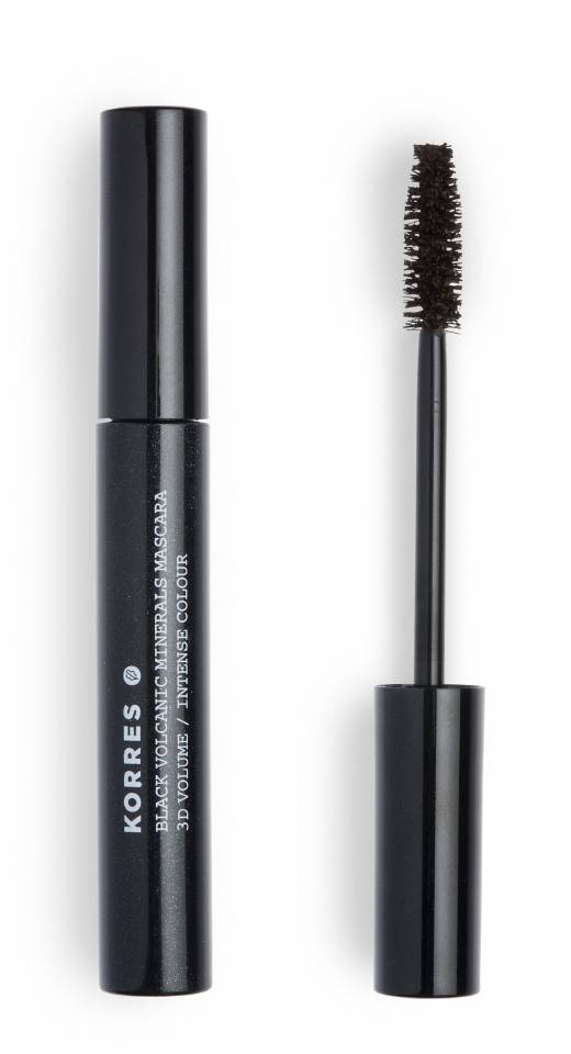 Friendly-Madrid-KORRES-BLACK -VOLCANIC- MINERALS- MASCARA