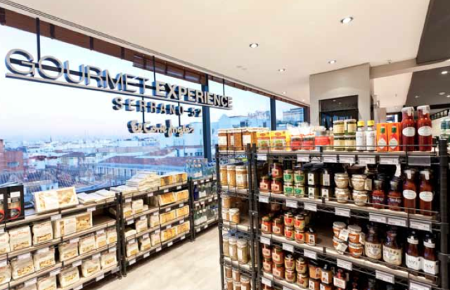 Friendly Madrid Gourmet Experience El Corte Ingles