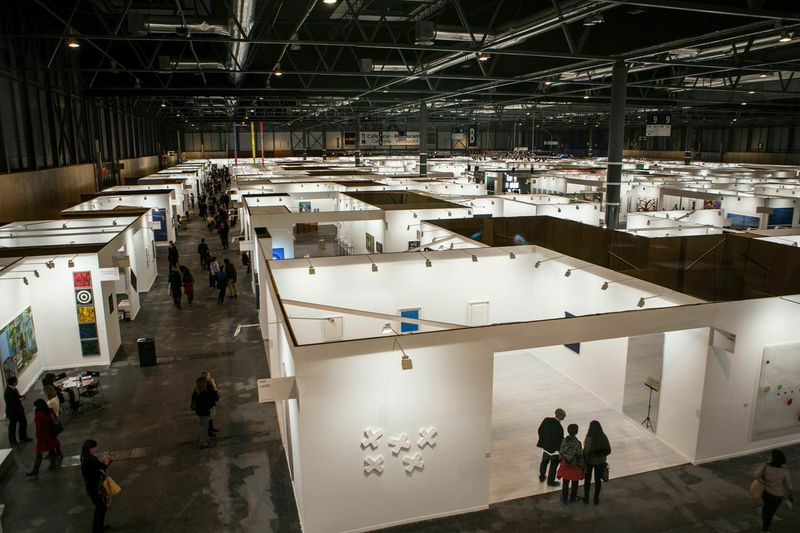 The International Fair of Contemporary ArtFRIENDLY MADRID